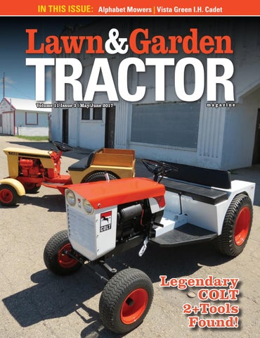 lawn and garden tractor magazine by sherman studios - issuu