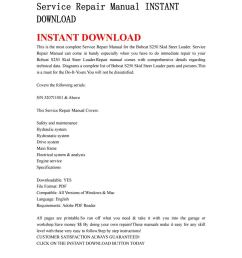 bobcat s250 skid steer loader service repair manual instant download by kjjshefjnsnef issuu [ 1059 x 1497 Pixel ]