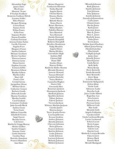 2017 Debutante Cotillion Souvenir Book by Charlotte
