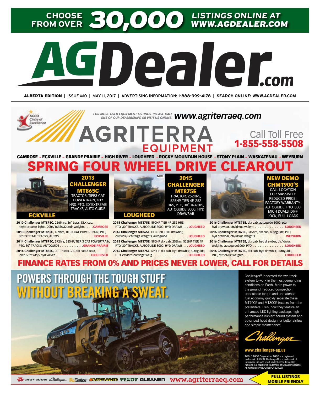 hight resolution of wheel amp deal alberta may 11 2017 by farm business communications issuu