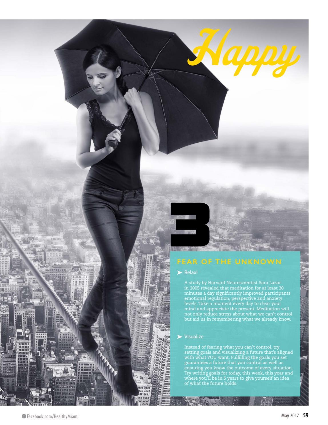 Healthy Miami   May 2017 by Healthy Magazine - issuu