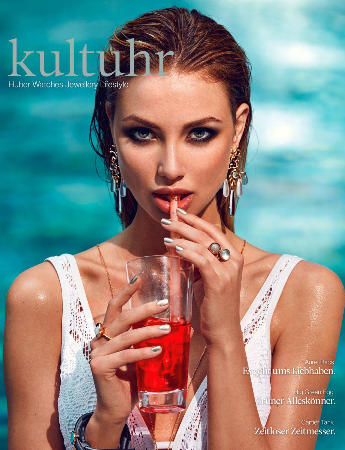 Kultuhr 49 By Huber Watches Jewellery Issuu