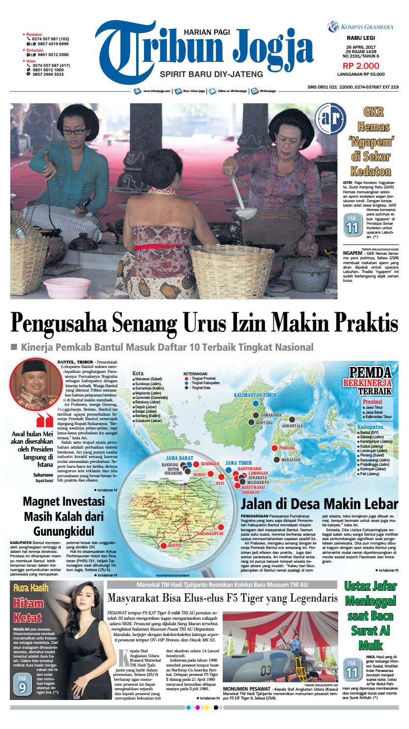 toko athiya gypsum & baja ringan kabupaten kudus jawa tengah tribunjogja 26 04 2017 by tribun jogja issuu