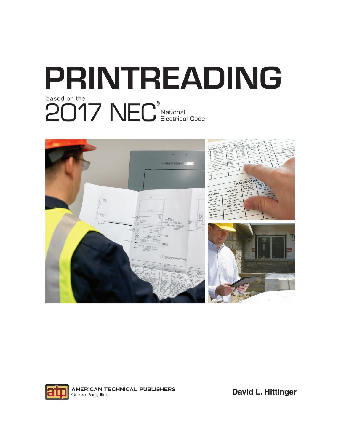 hight resolution of printreading based on the 2017 nec