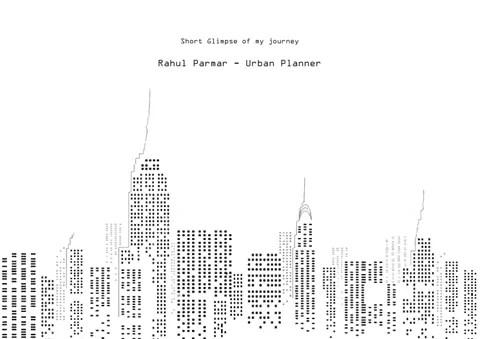 Urban Planning Portfolio by Rahul Parmar  Issuu