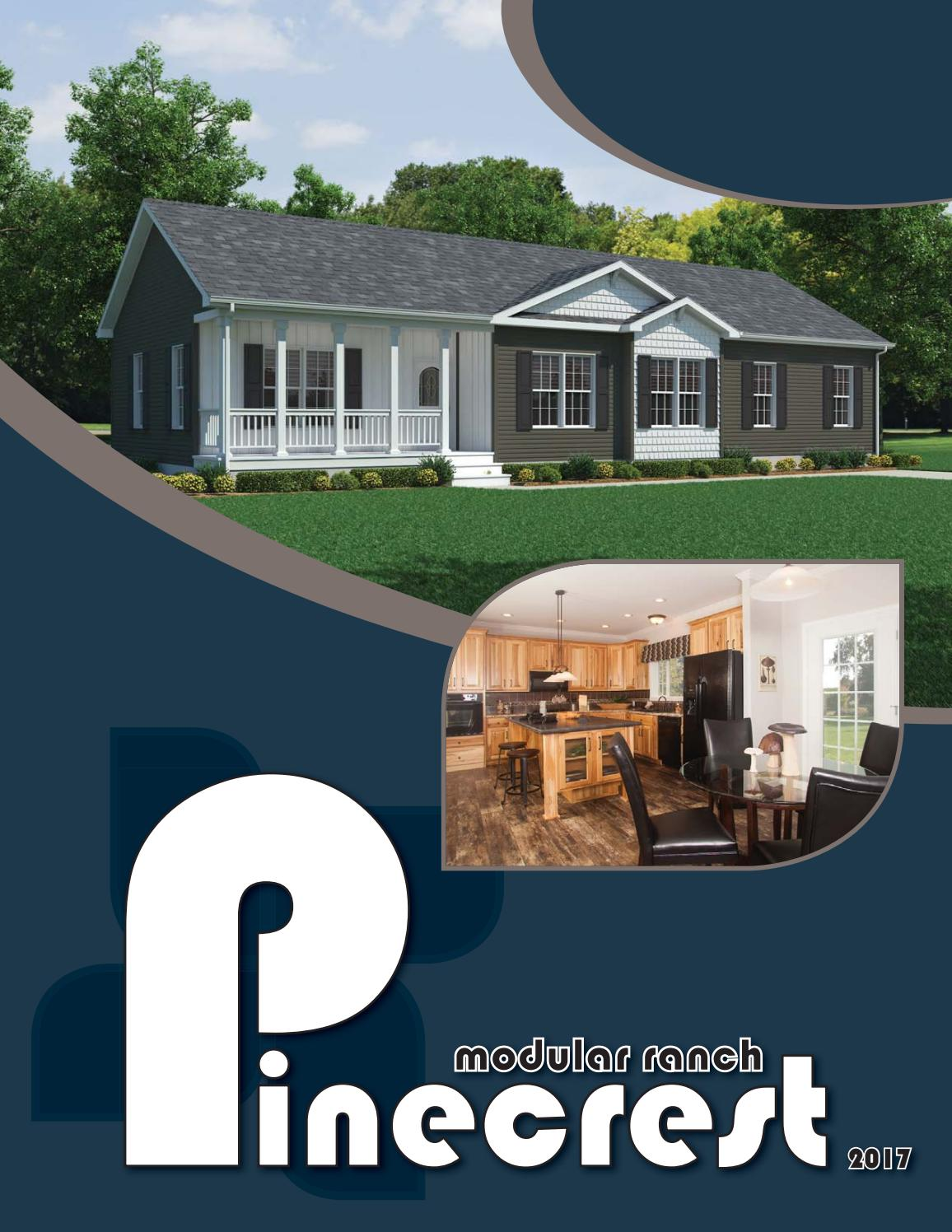 hight resolution of commodore homes of pennsylvania pinecrest modular 2017 by the commodore corporation issuu