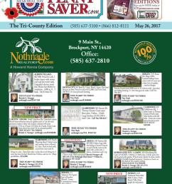 the genesee valley penny saver tri county edition 5 26 17 by genesee valley publications issuu [ 1079 x 1500 Pixel ]