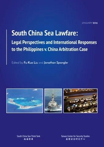 South China Sea Lawfare 2016 by TCSS - issuu