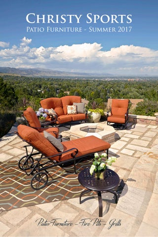 christy sports patio furniture 2017