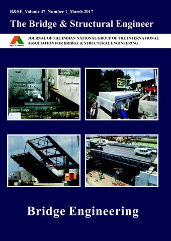 The Bridge and Structural Engineer by IABSE  Issuu