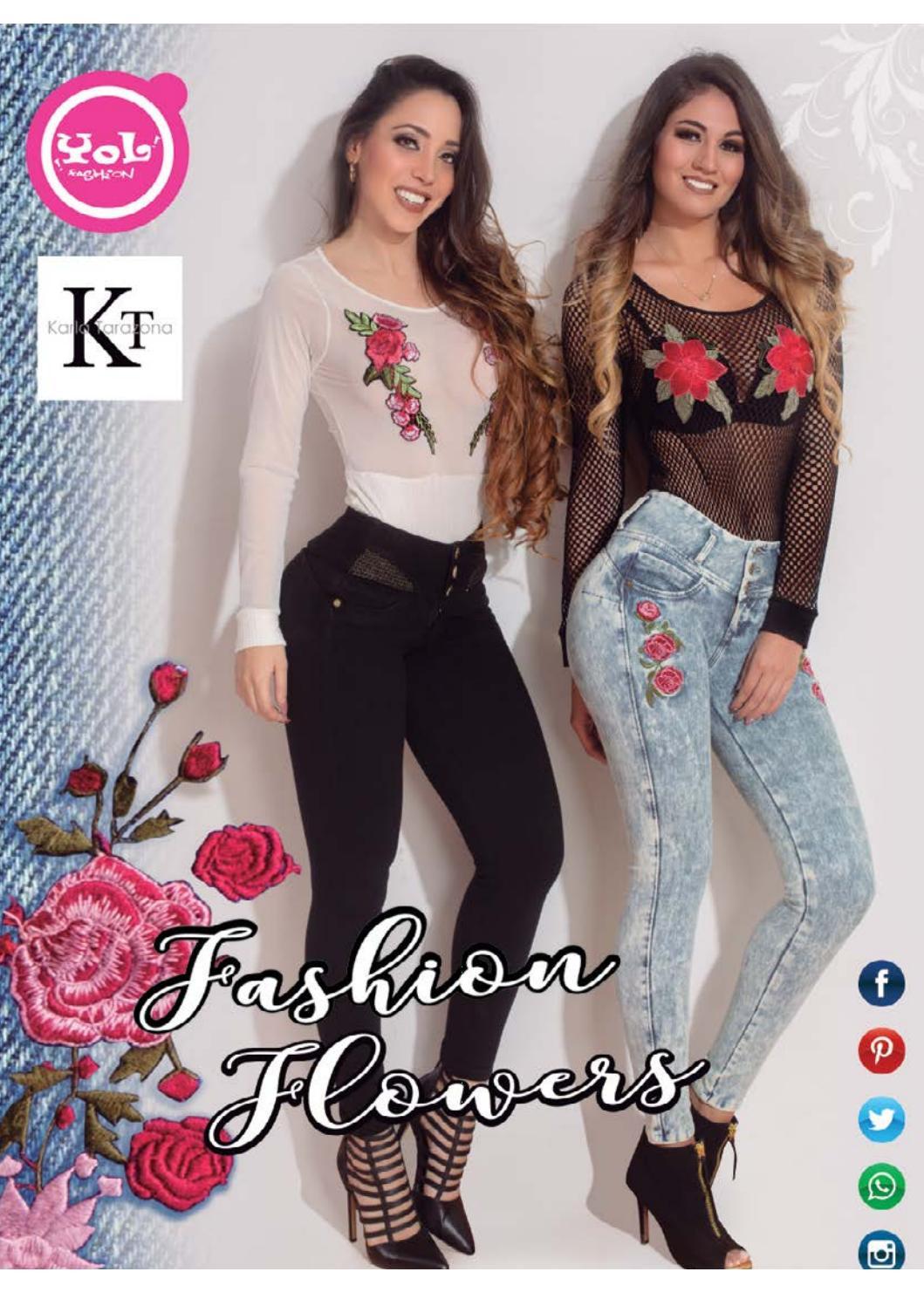 FASHION FLOWER CATALOGO by Yol Fashion - issuu