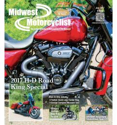 midwest motorcyclist tm july 2017 issue by midwest motorcyclist issuu [ 1313 x 1500 Pixel ]