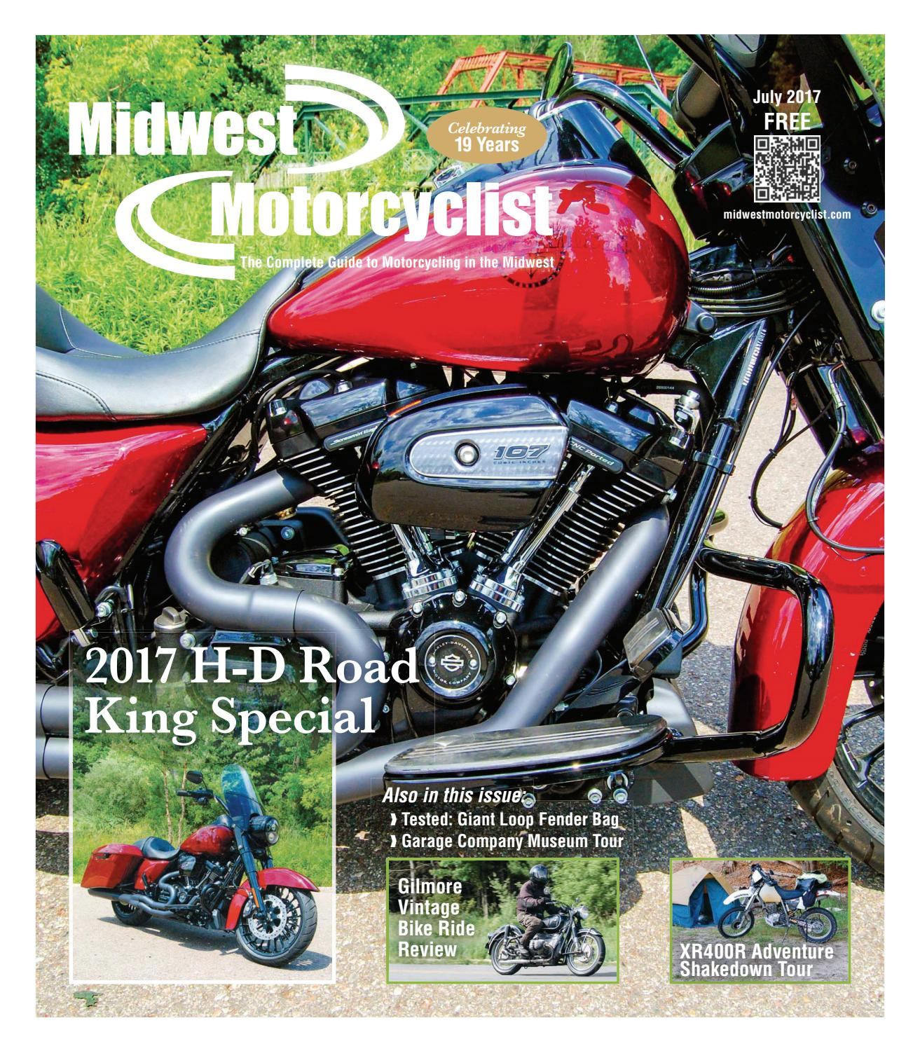 hight resolution of midwest motorcyclist tm july 2017 issue by midwest motorcyclist issuu