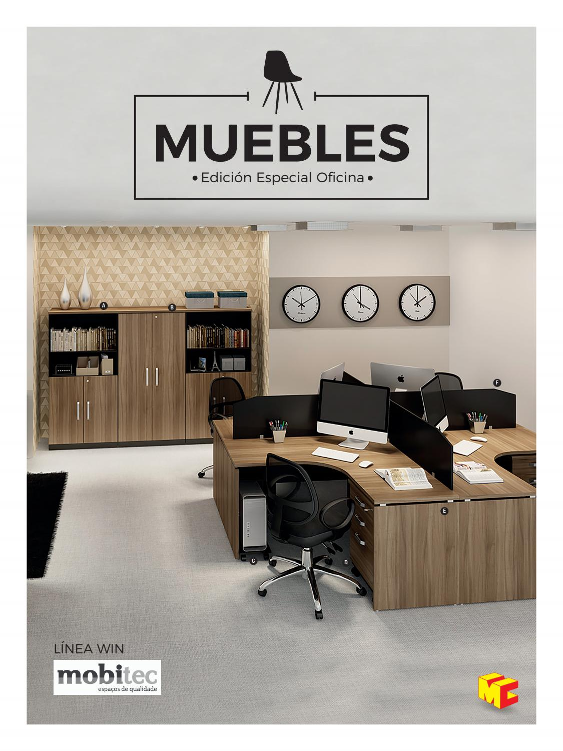 Folletos De Muebles Catálogo Mobitec 2017 Multicenter By Multicenter Bolivia