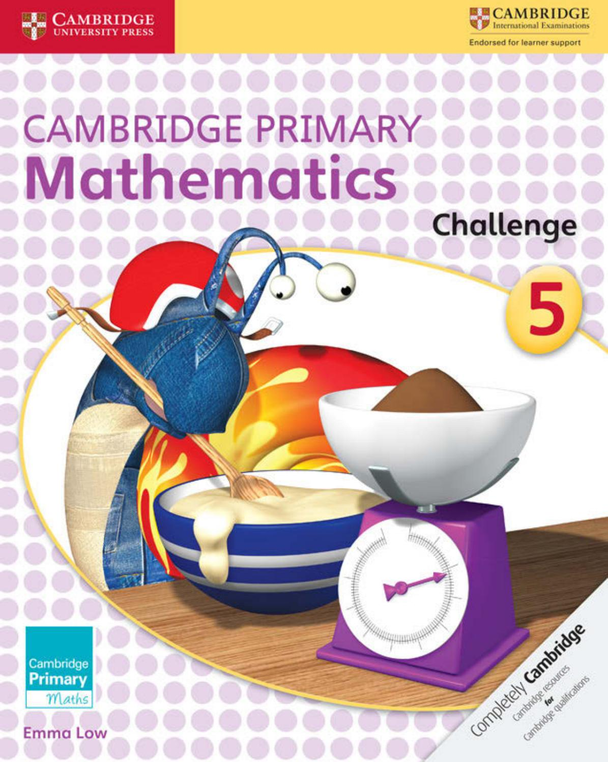 hight resolution of Preview Cambridge Primary Mathematics Challenge Book 5 by Cambridge  University Press Education - issuu