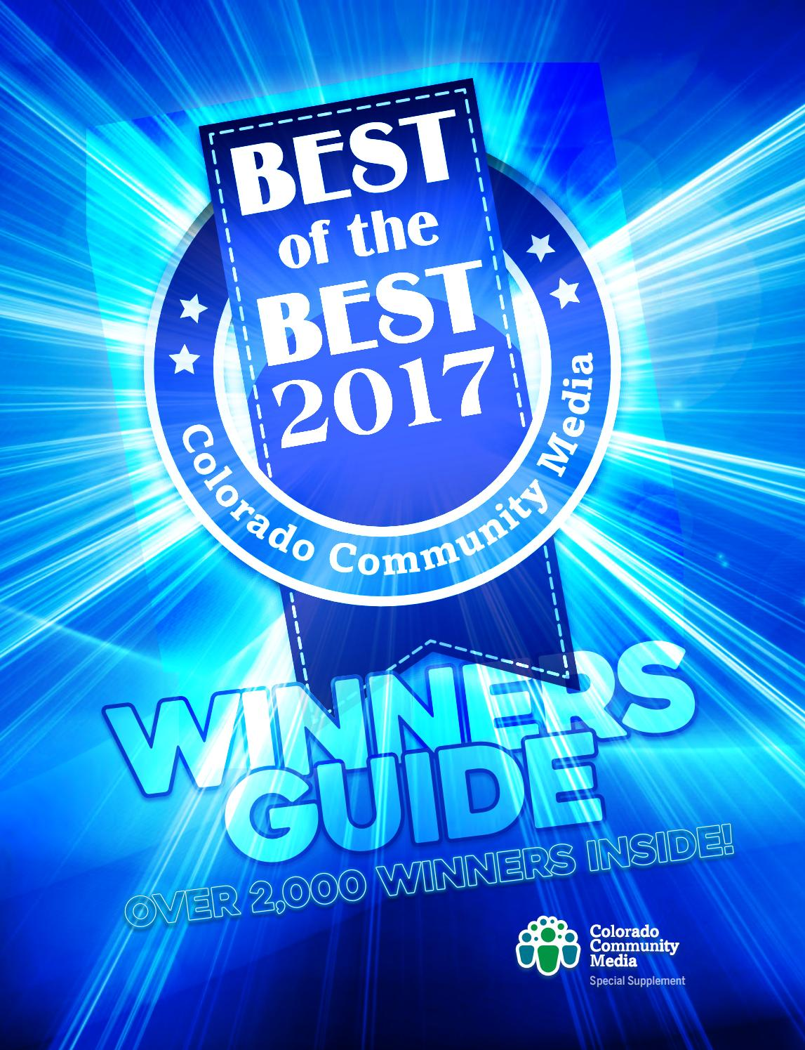 Best Of The Best 2017 By Colorado Community Media  Issuu