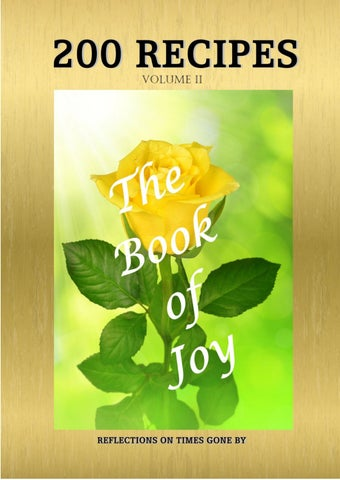 The Book of Joy by Al Cannistra - Issuu