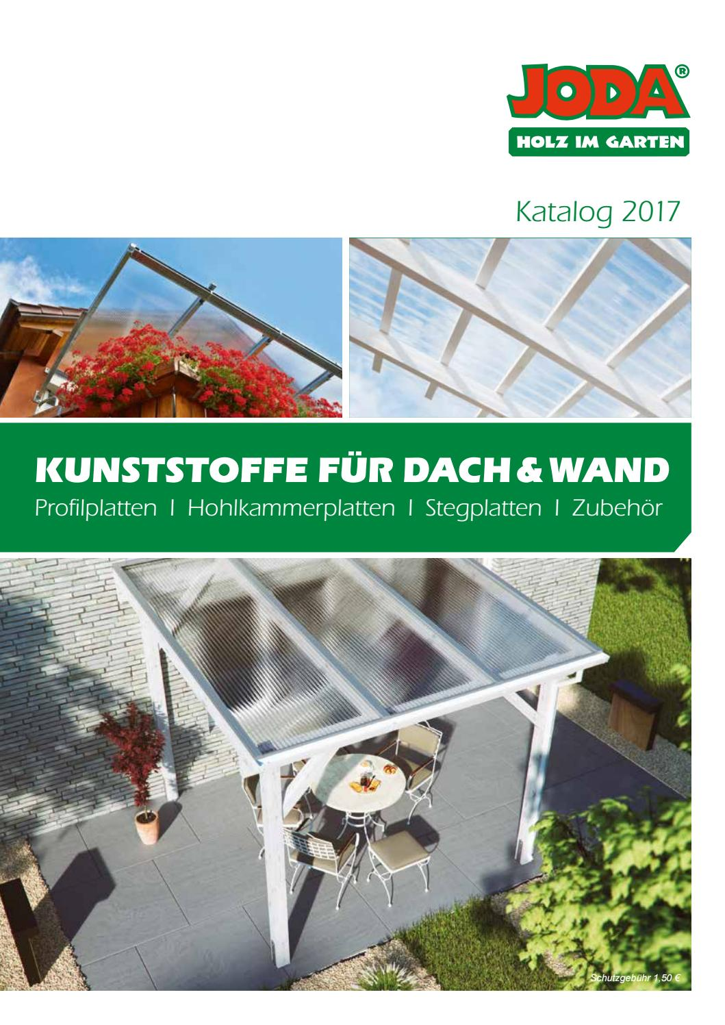 Joda - Kunststoffe Für Dach Und Wand By Kaiser Design - Issuu
