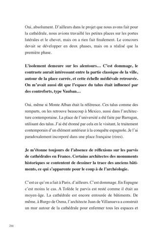C Est Dommage En Espagnol : dommage, espagnol, Mémoires, Urbaines., Parvis, Cathédrale, Reims, Linazasoro-, Mémoire, Florent, PAOLI, Paoli, Issuu
