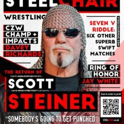 Steel Chair In Wrestling Sam S Club Upholstered Chairs Steelchair Magazine 17 By Issuu Page 1