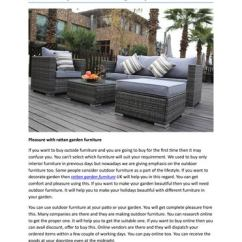 Rattan Garden Chairs Only Uk Ikea Removable Chair Covers Furniture Cube Sets Pleasure With By Jhil01 Issuu