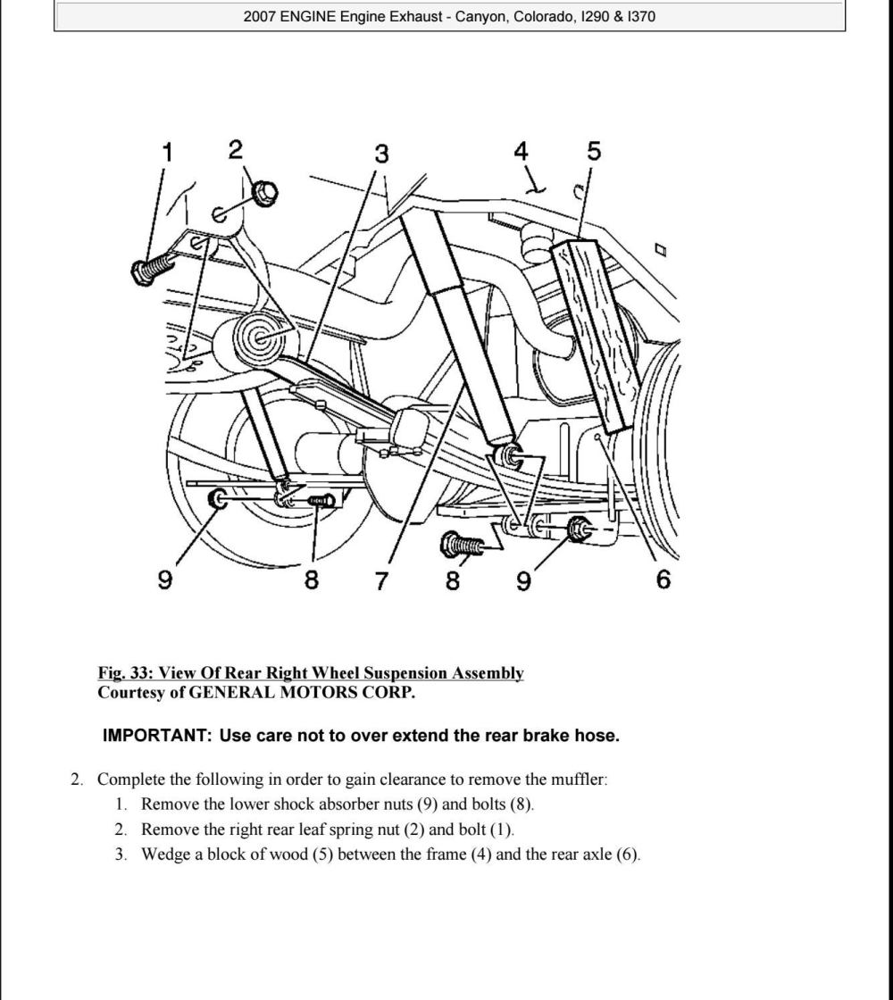 medium resolution of 2007 canyon engine diagram wiring diagram forward 2007 canyon engine diagram