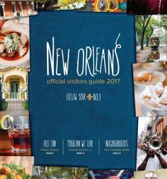 new orleans visitors guide 2017 july dec by new orleans tourism issuu [ 1013 x 1500 Pixel ]