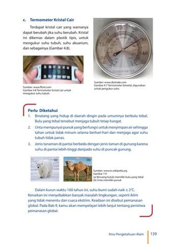 Gambar Termometer Kristal Cair : gambar, termometer, kristal, Kelas, Pengetahuan, Siswa, Issuu