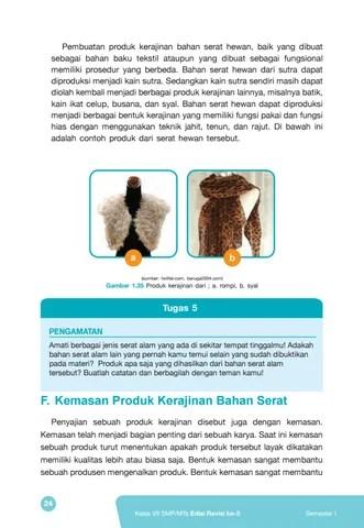 4 Fungsi Kemasan Produk Kerajinan Bahan Serat Alam