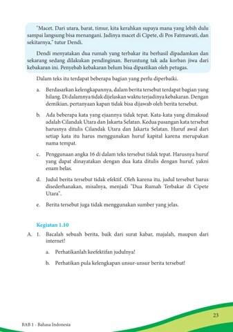 Buku Siswa Dan Buku Guru Kelas Viii (8) Kurikulum 2013