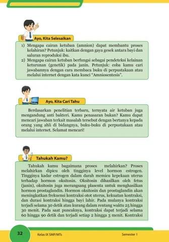 9 Fungsi Air Ketuban bagi Janin - DokterSehat