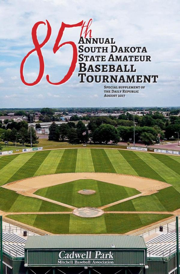 Sd State Amateur Baseball 2017 Daily Republic - Issuu