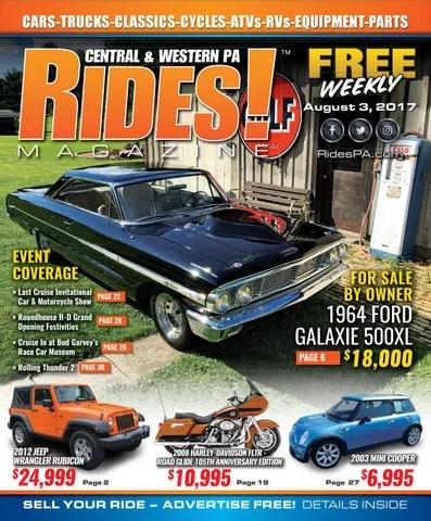Mini Trucks For Sale In Pa : trucks, Rides!, Magazine, August, Stott, Media, Issuu