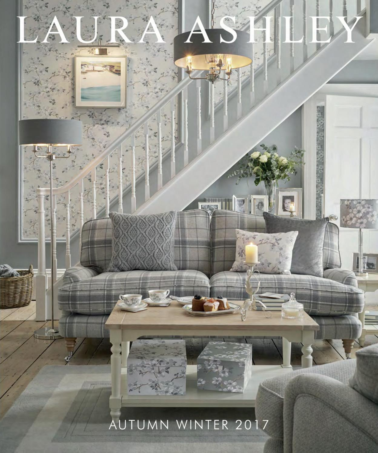 LAURA ASHLEY Home AW 2017 New Catalogue by Stanislav