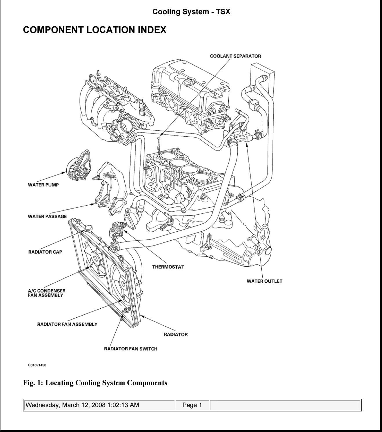2007 acura tsx service repair manual by servicemanual89d9