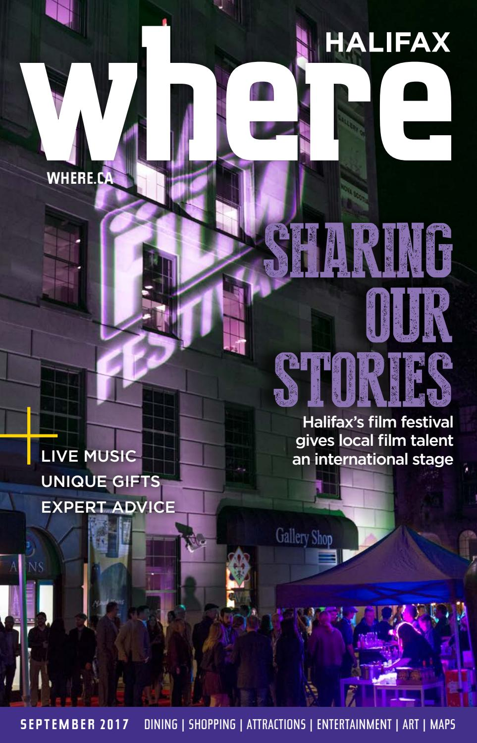 Where Magazine September 2017 By Metro Guide Publishing Issuu