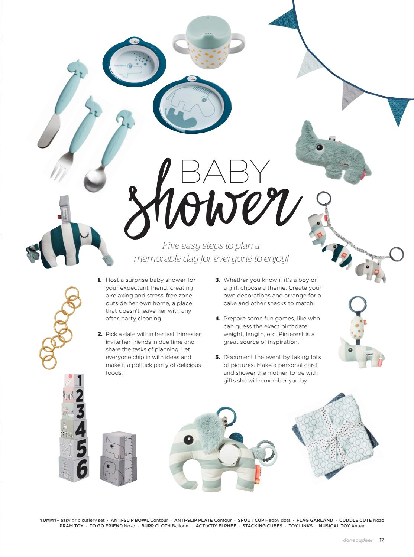 Baby Shower Potluck : shower, potluck, English, Issuu