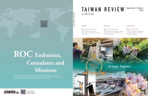 Tr20170910 By Taiwan Review Issuu