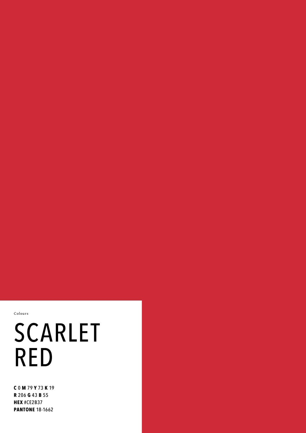chair design for hotel chase lounge trend book 2018 > scarlet red by - issuu