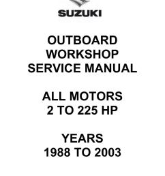 array suzuki outboard workshop service manual all motors by glsense issuu rh issuu  [ 1060 x 1497 Pixel ]