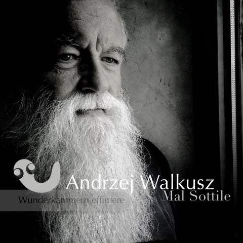 """Cover of """"Andrzej Walkusz"""""""