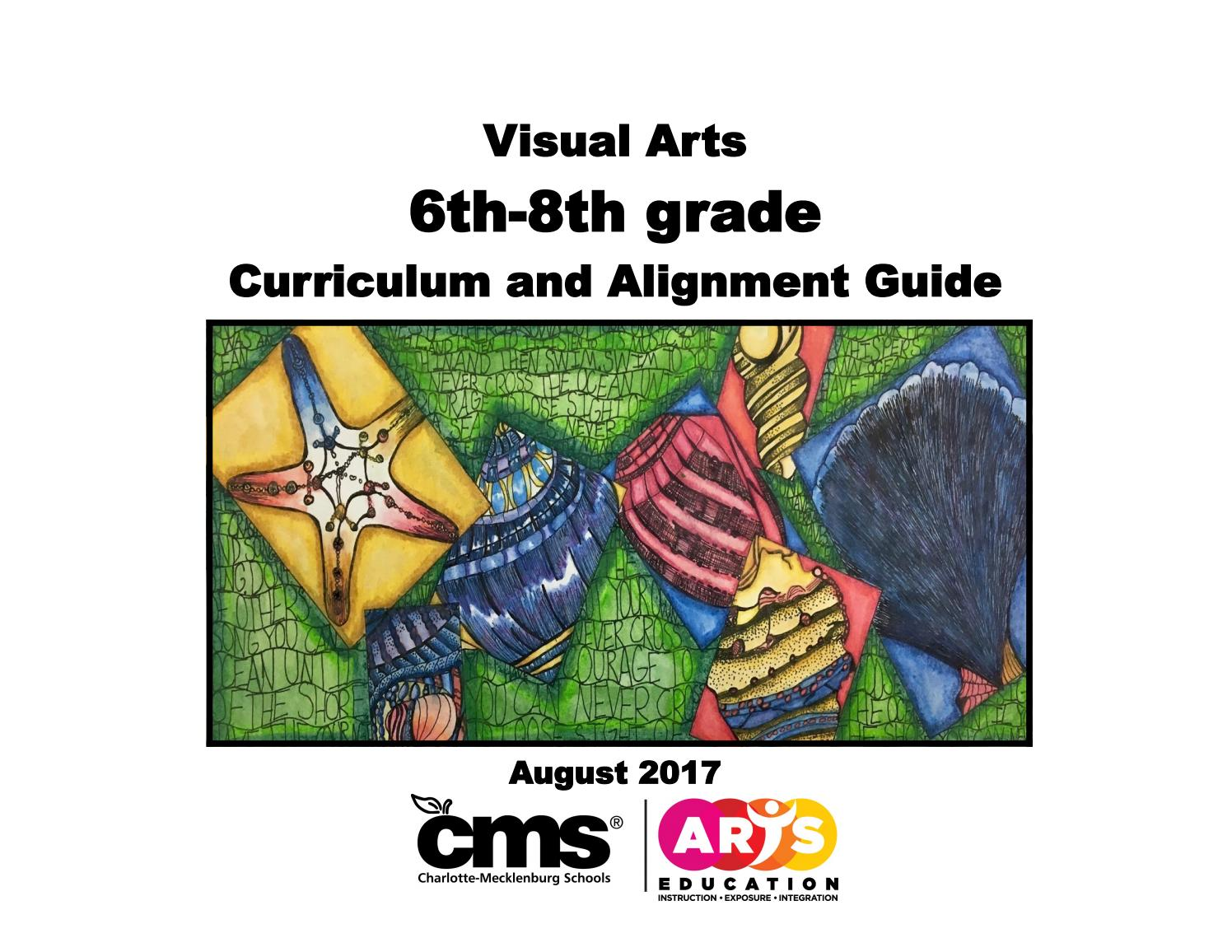 hight resolution of Visual Arts 6th-8th Grade by Michael Pillsbury - issuu