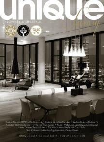 Unique Luxury Magazine - Volume 18 Estates