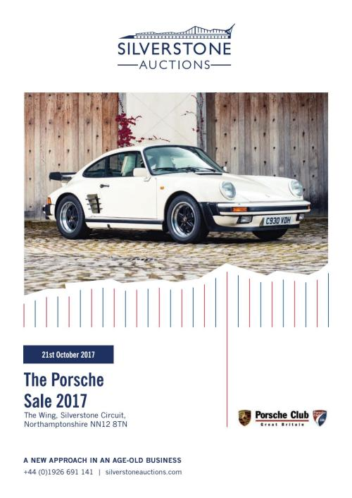 small resolution of silverstone auctions the porsche sale 2017 21st october 2017 by silverstone auctions issuu