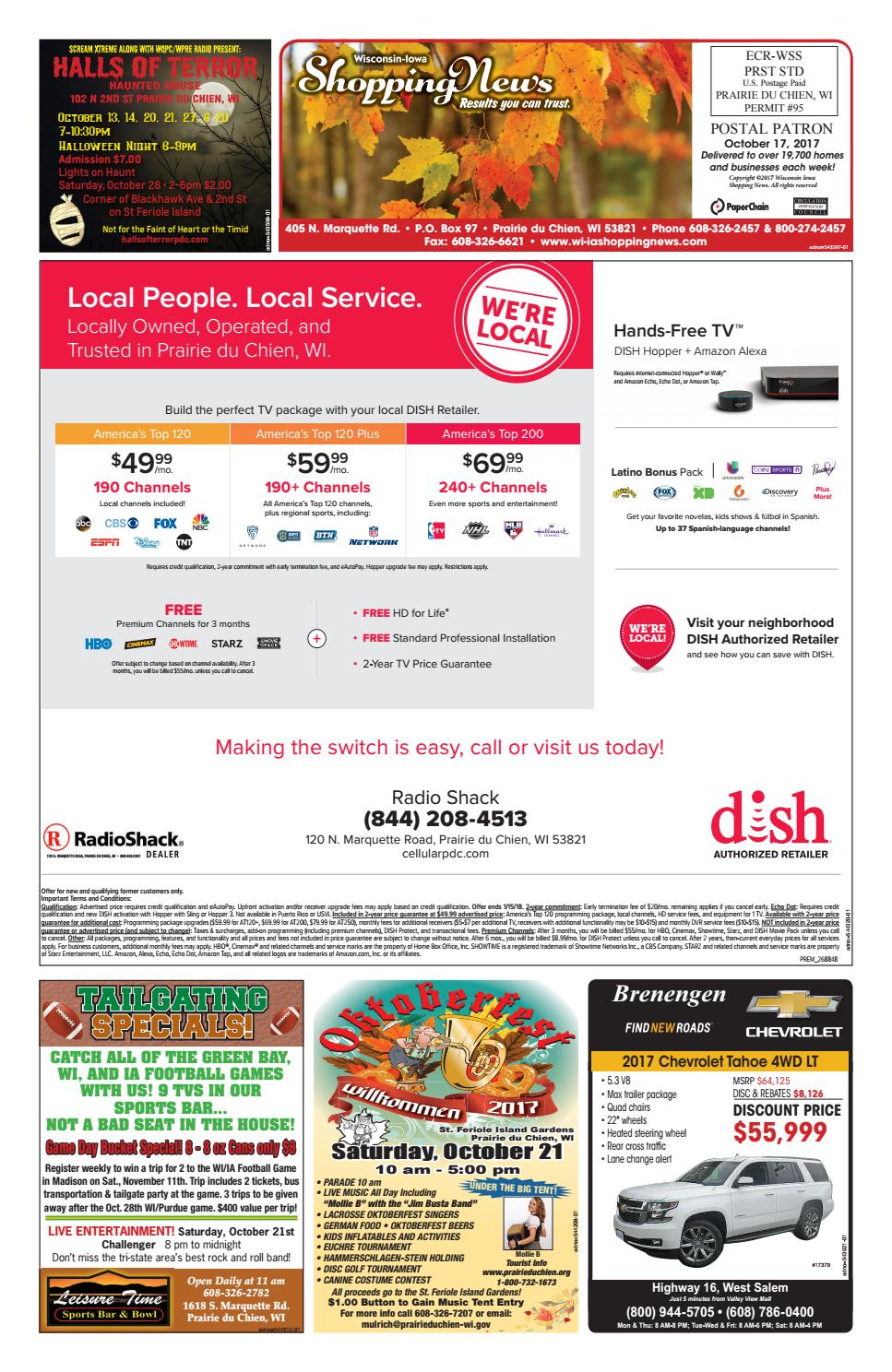 hight resolution of wi ia shopping news