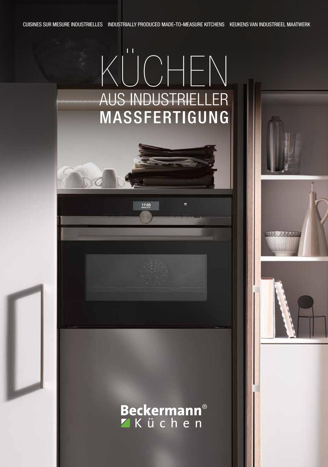 Kuchen Beckermann Beckermann Journal 2018