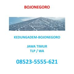 Kanopi Baja Ringan Bekas Pusat Bojonegoro Hub 08523 5555 621 Tlp Wa By