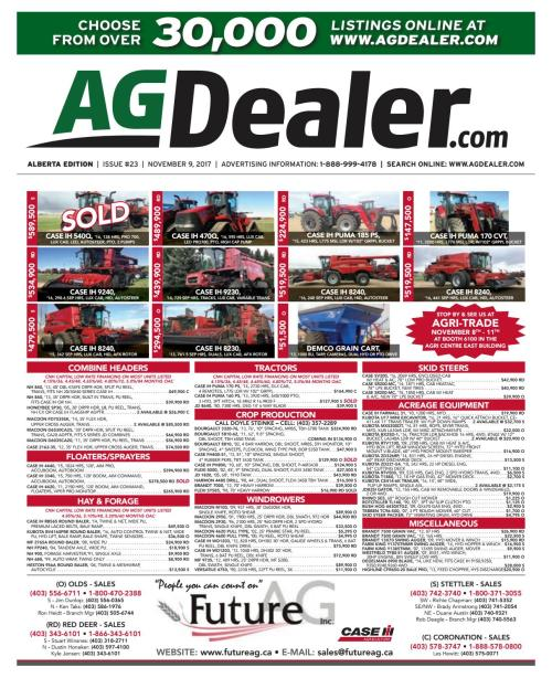 small resolution of wheel amp deal alberta november 9 2017 by farm business communications issuu