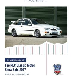 silverstone auctions the nec classic motor show sale 2017 11 12 november by silverstone auctions issuu [ 1059 x 1497 Pixel ]
