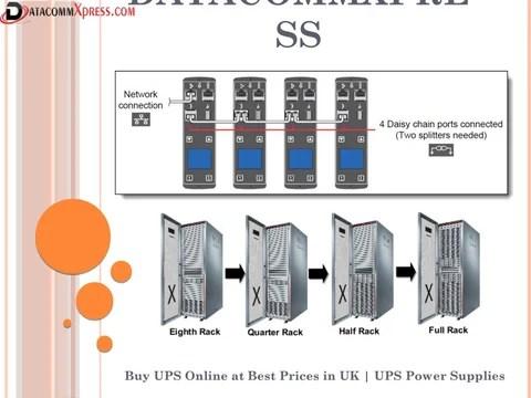 ups power supply racks server